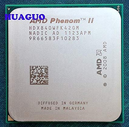 Wanted : AMD phenom ii 4x core