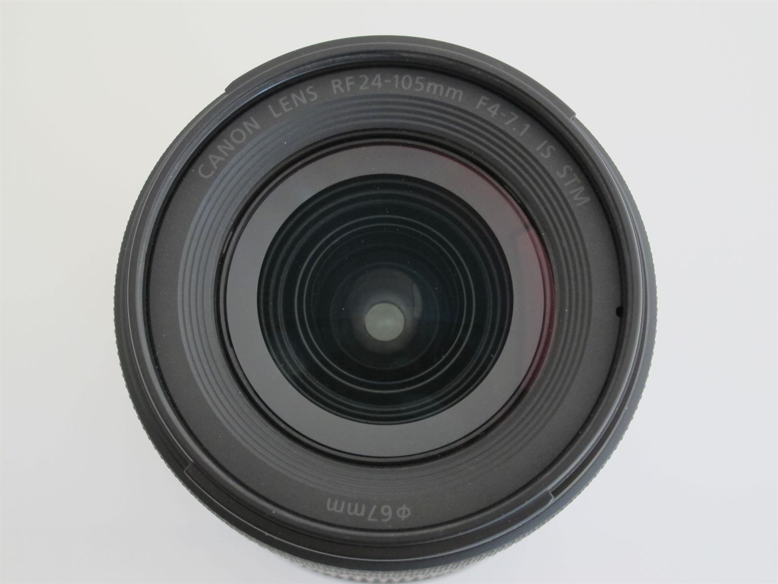 Canon RF 24-105mm F4-7.1 IS STM – Mirrorless Lens LIKE NEW