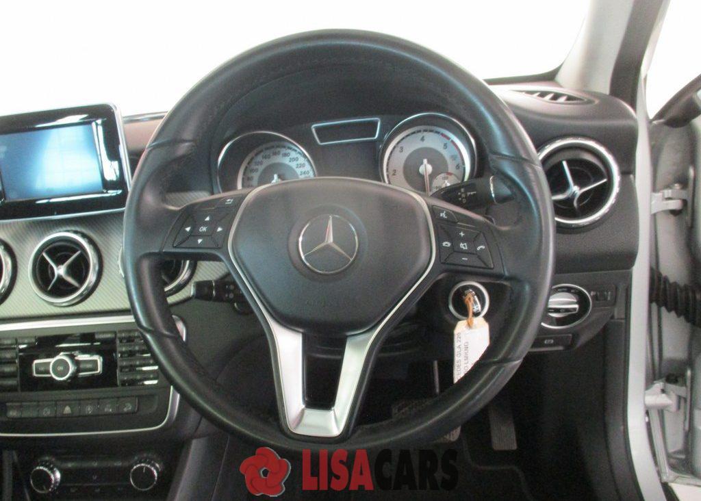 2015 Mercedes Benz GLA 200CDI auto