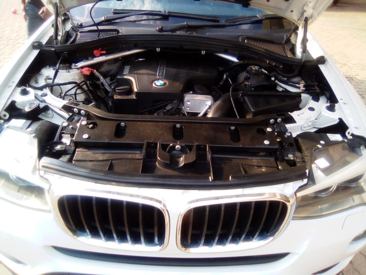 BMW X3 2015 2.0I