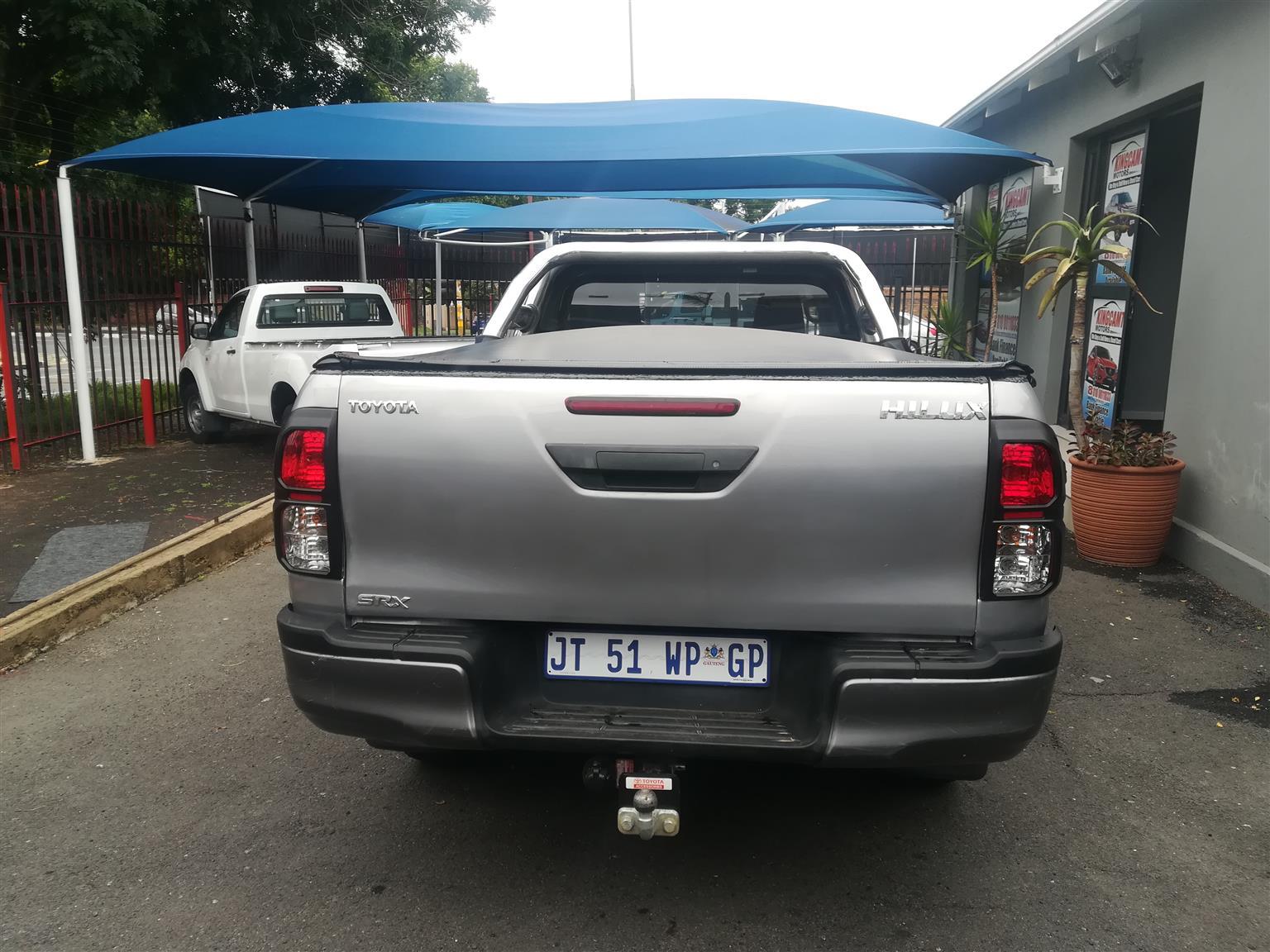 2019 Toyota Hilux 2.4GD 6 SRX