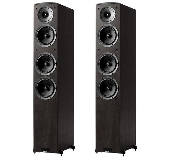 JAMO C607 TOWER LOUDSPEAKERS