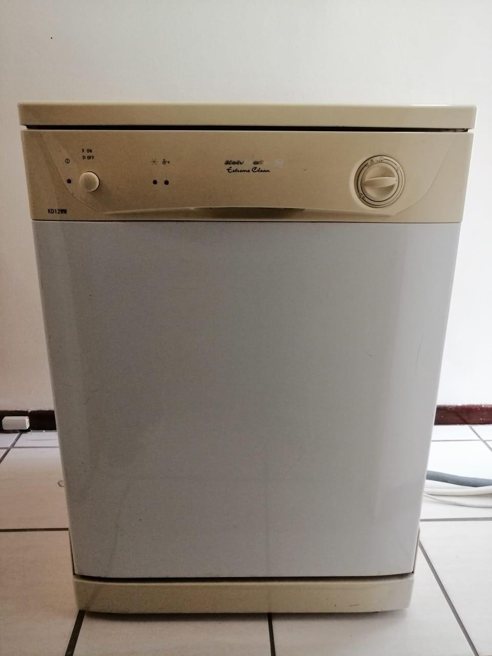 Kelvinator KD12WW Dishwasher for sale