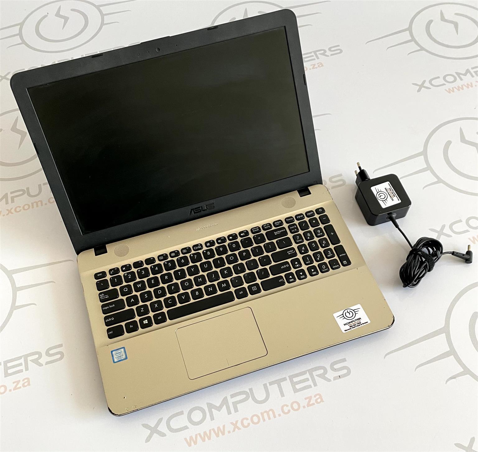 Asus Super Fast Core i7 Laptop R6900