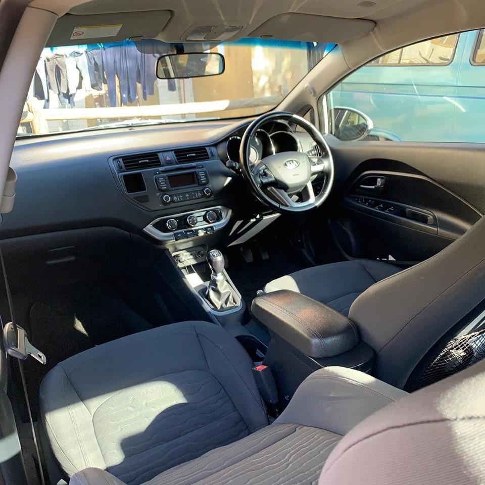 2019 Kia Rio Specs: 2013 Kia Rio Sedan 1.4
