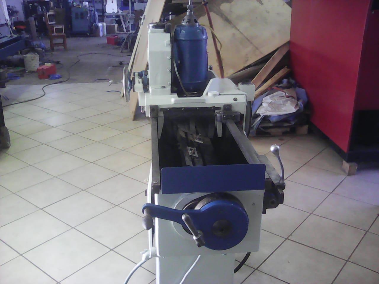 Automatic, Linear, Knife Grinding Machine, GOCKEL, 1.200mm, 1.85kW