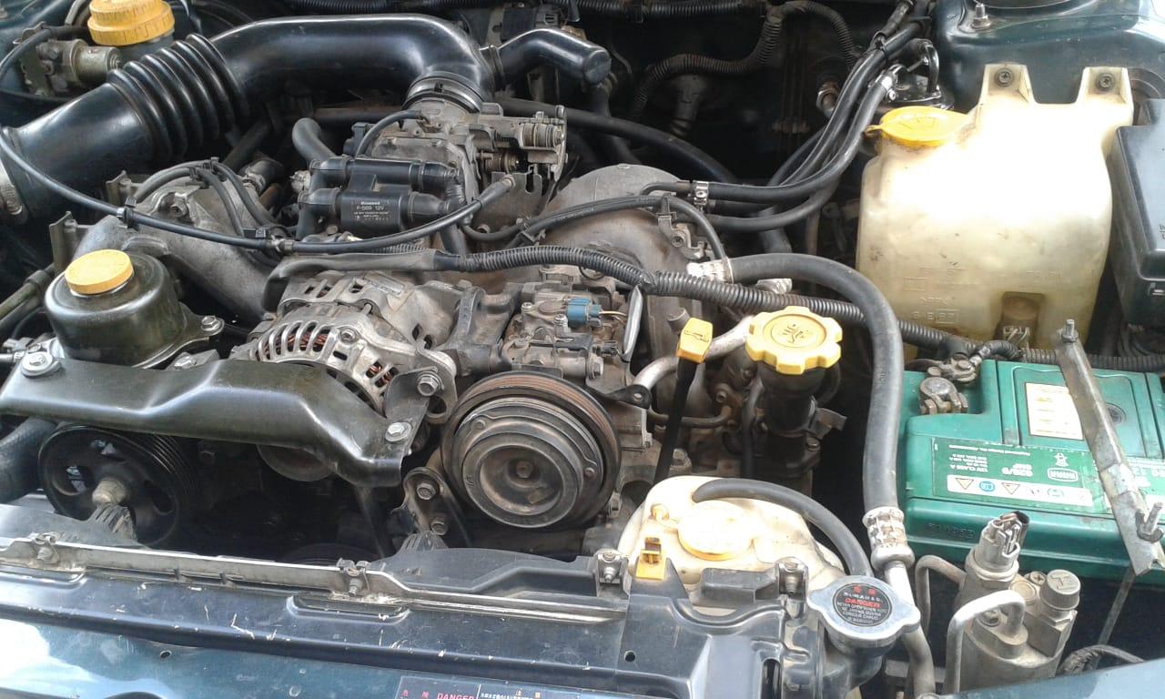 1996 Subaru Legacy 2.0 R wagon