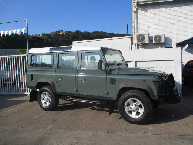 2011 Land Rover Defender 110 TD station wagon | Junk Mail