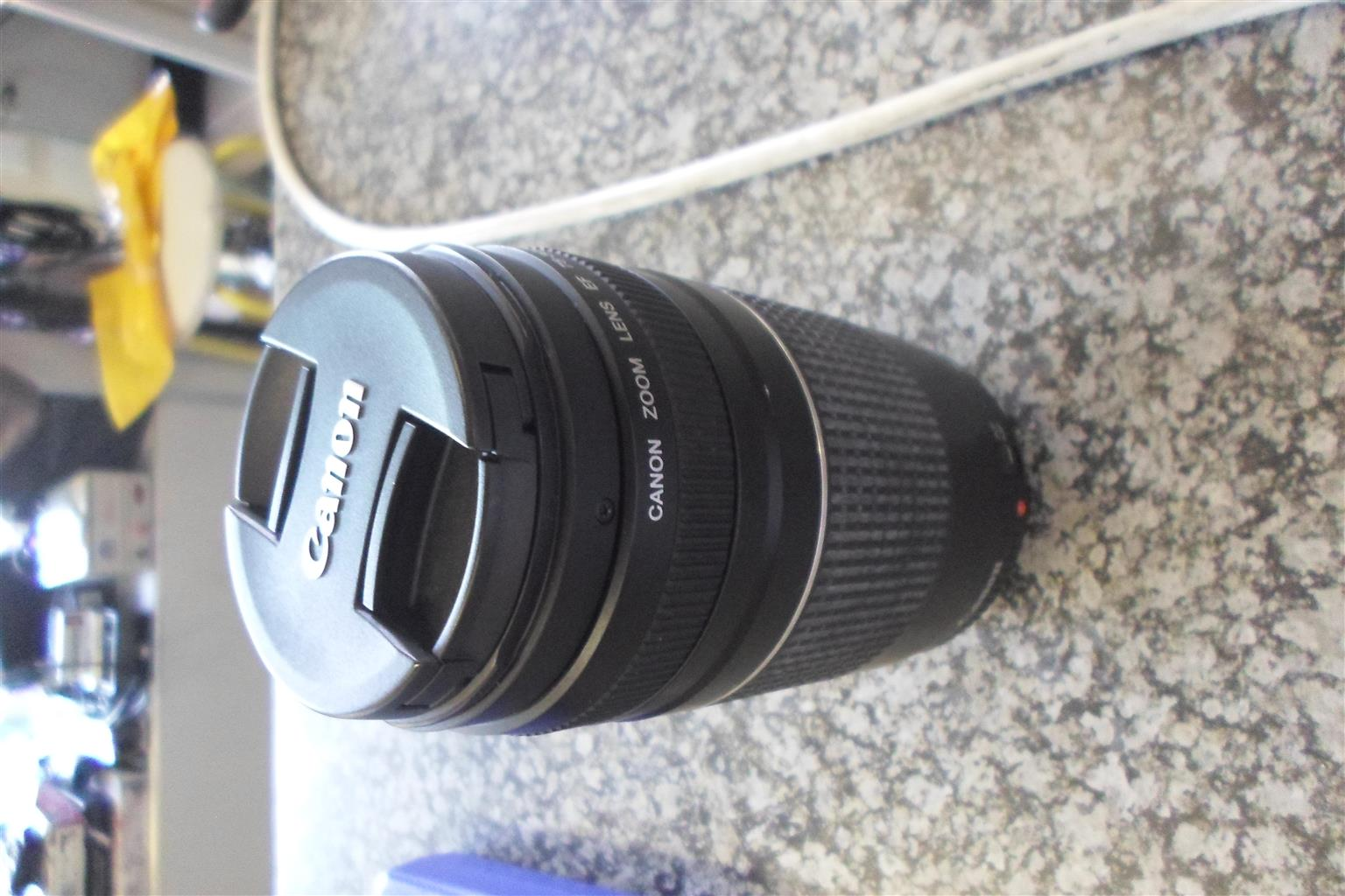 Canon 75-300 Zoom Lens