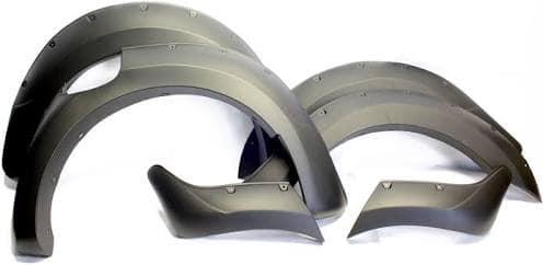 Ford Ranger Fender Wheel Arches
