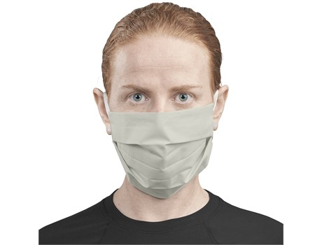 Fabric face masks includes hand sanitizer