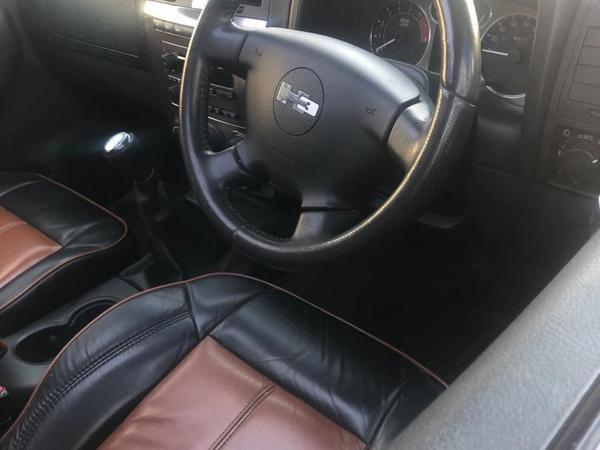 2007 Hummer H3 V8 Adventure