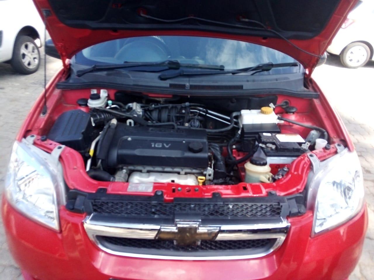 2012 Chevrolet Aveo sedan 1.6 LS