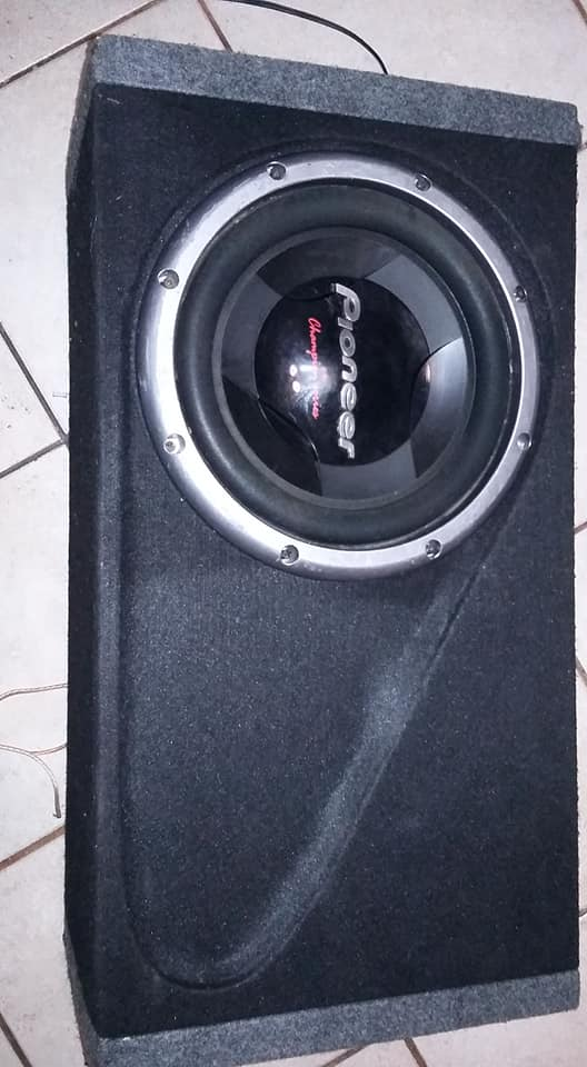 Car sound combo