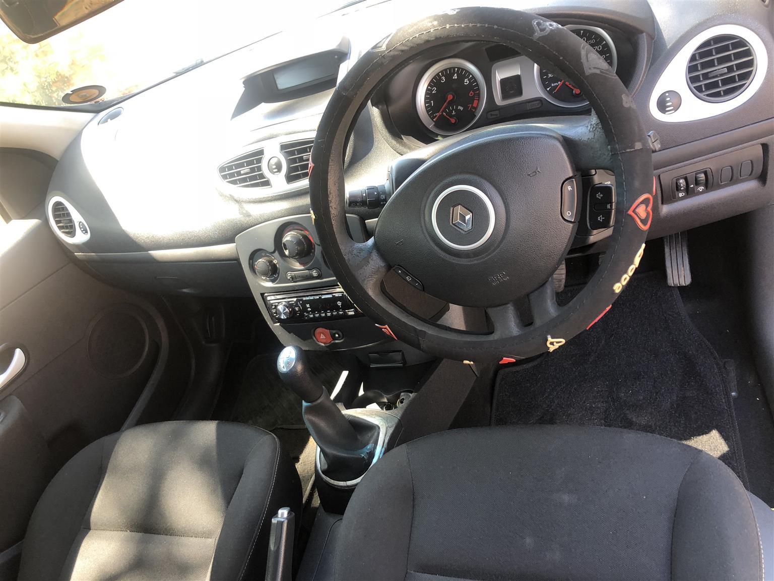 2012 Renault Clio 3