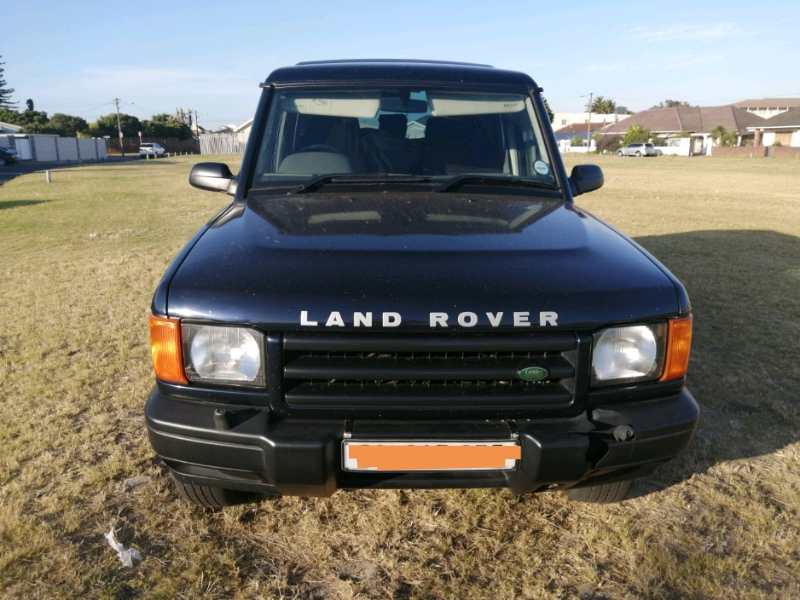 2000 Land Rover Discovery DISCOVERY 2.0D SE