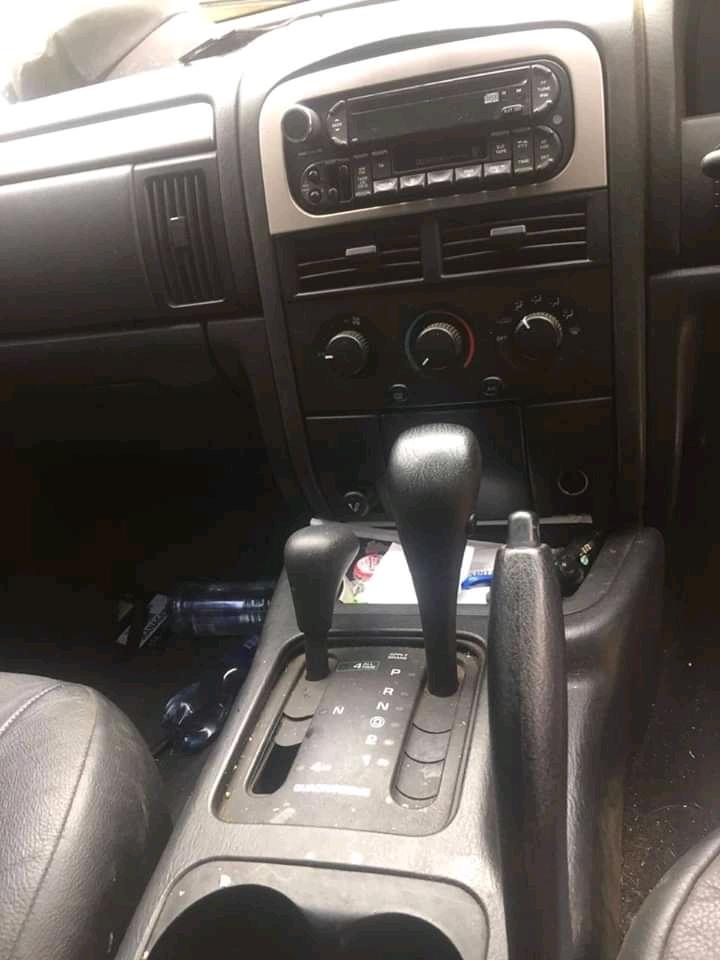 2005 Jeep Grand Cherokee 4.7L Laredo
