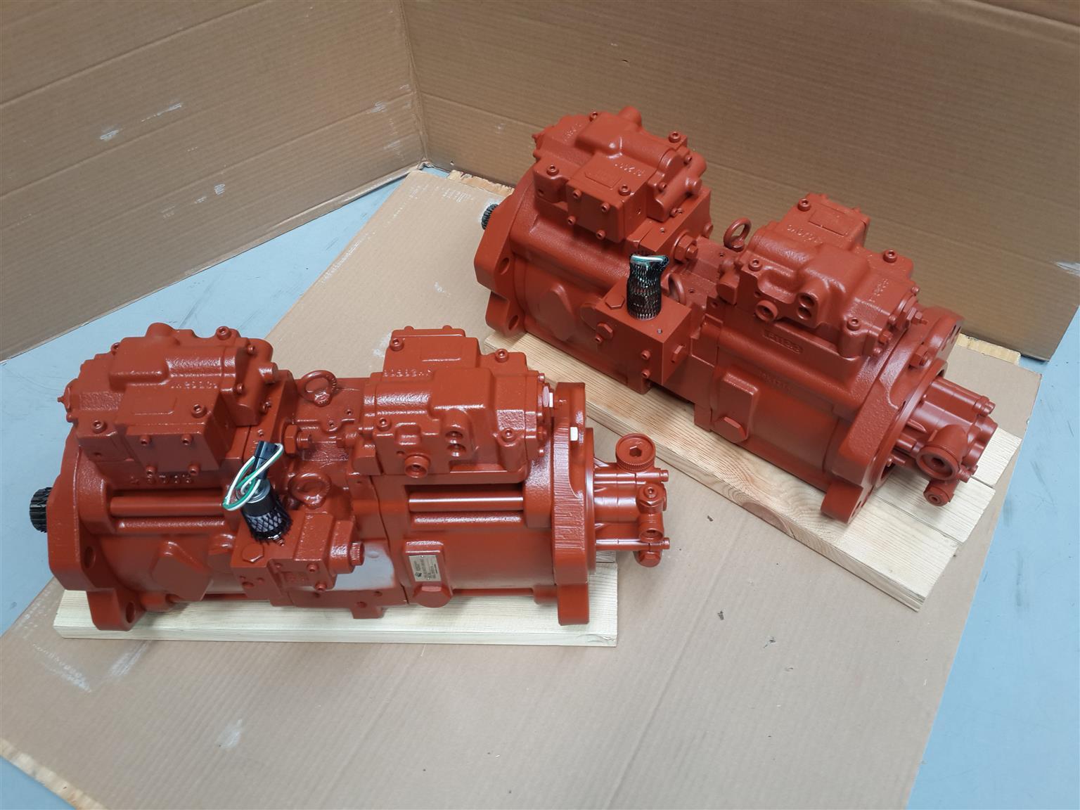 K3V112 Hydraulic Pump