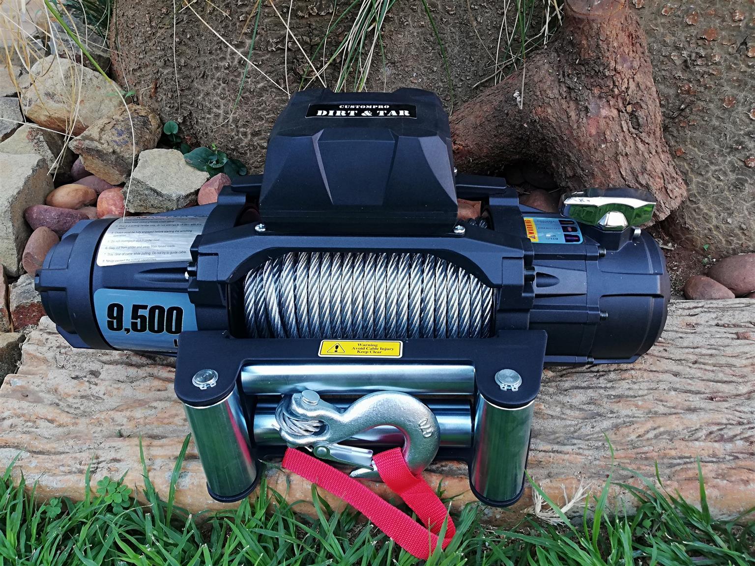 Winch 9500lb