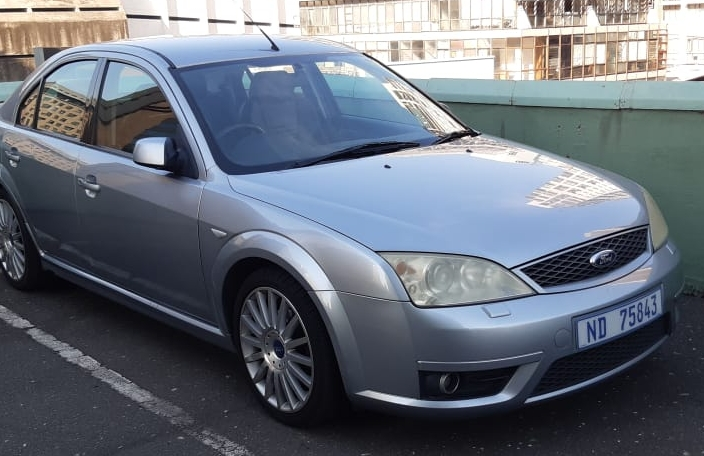 2004 Ford Mondeo 3.0 ST220
