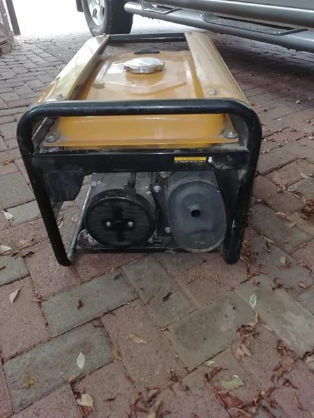 Selling a 2nd hand generator