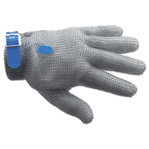 Blue Chain Mail Gloves-8.6154