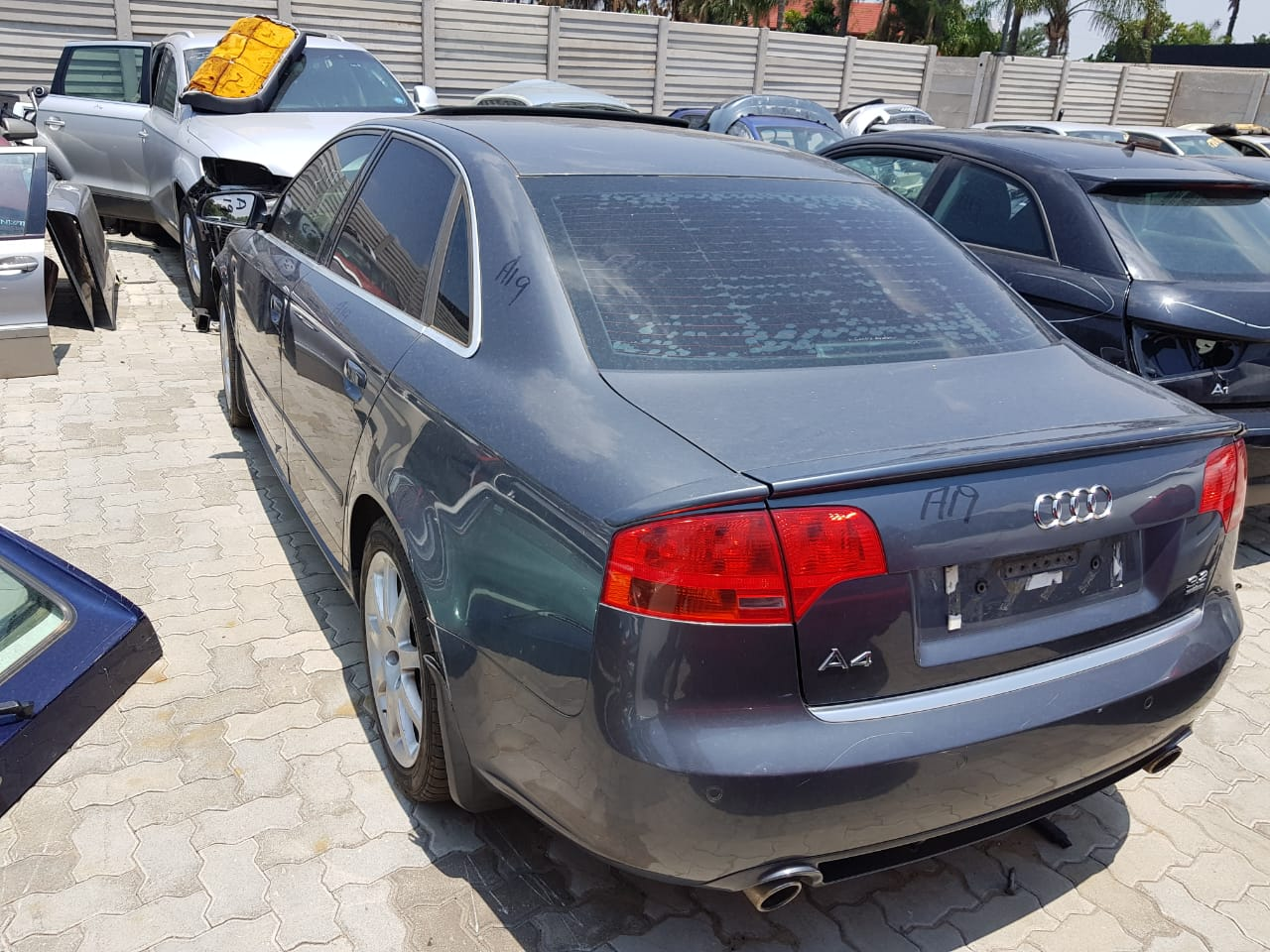 Various Audi A4 A3 Parts and Spares Available at DTB Spares