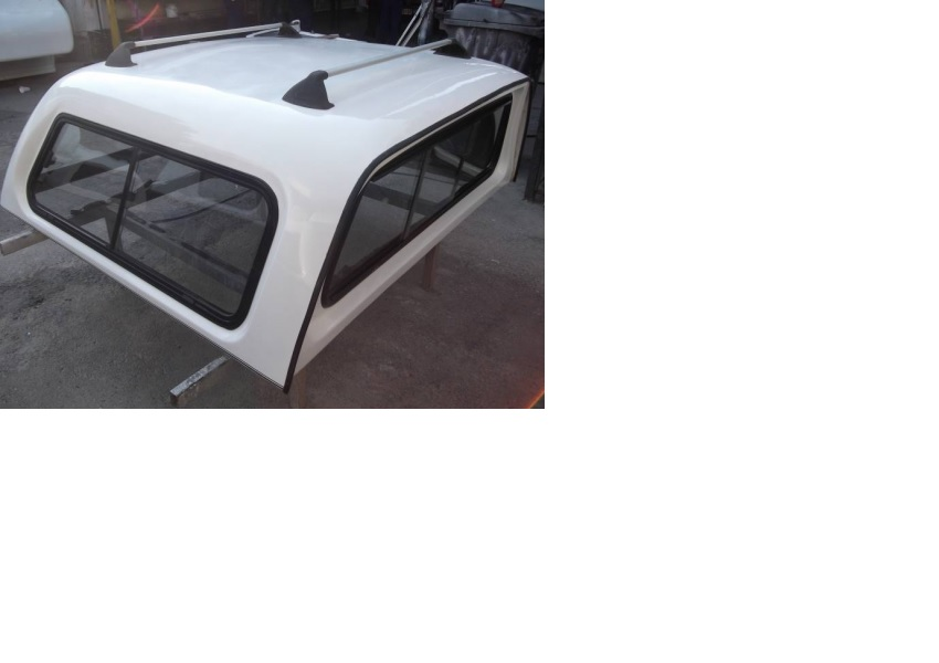 Canopy for Toyota Hilux D/C