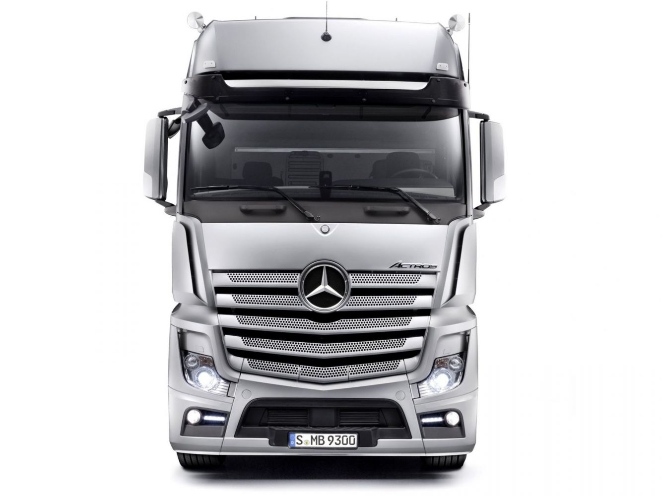 2018 THE ALL NEW MERCEDES-BENZ ACTROS 2645 LS/33 TRUCK TRACTOR