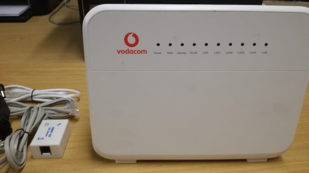 Huawei HG659 VDSL Wi-Fi Router | Junk Mail