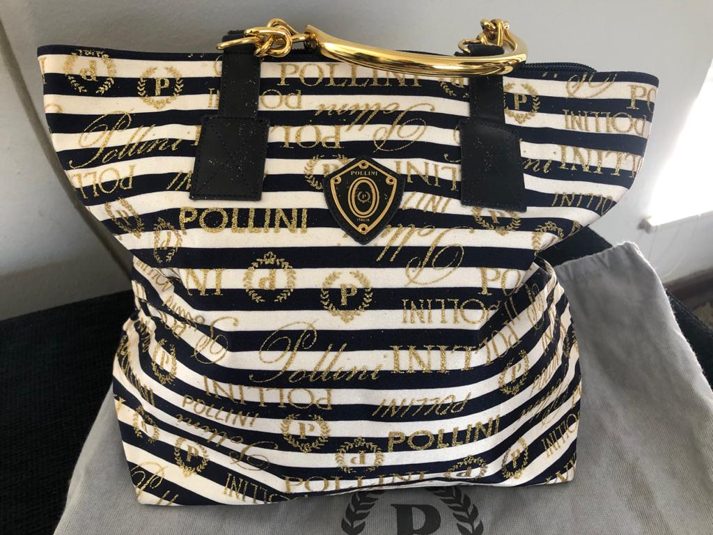 Authentic Pollini Handbag