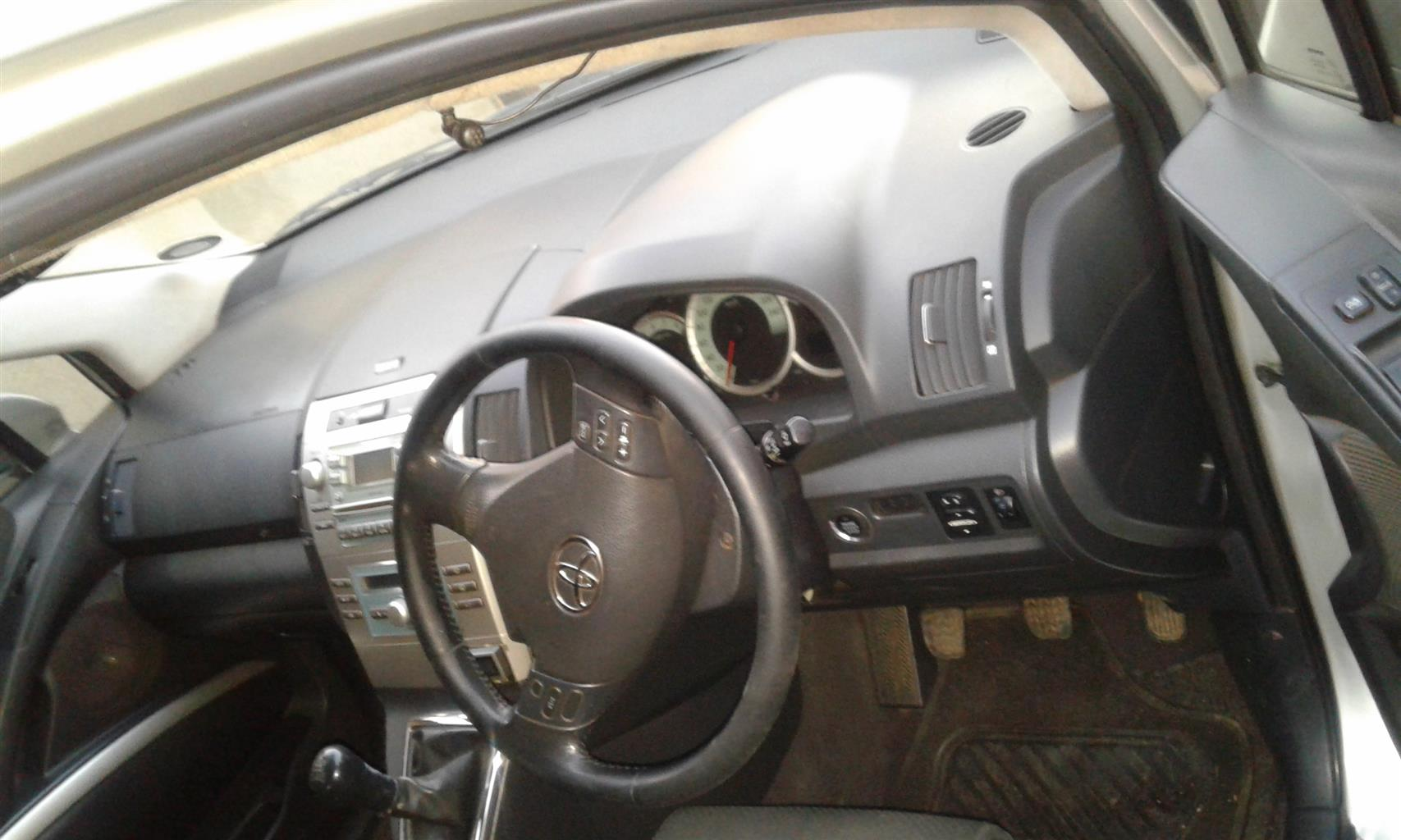 2007 Toyota Verso 1.6 SX