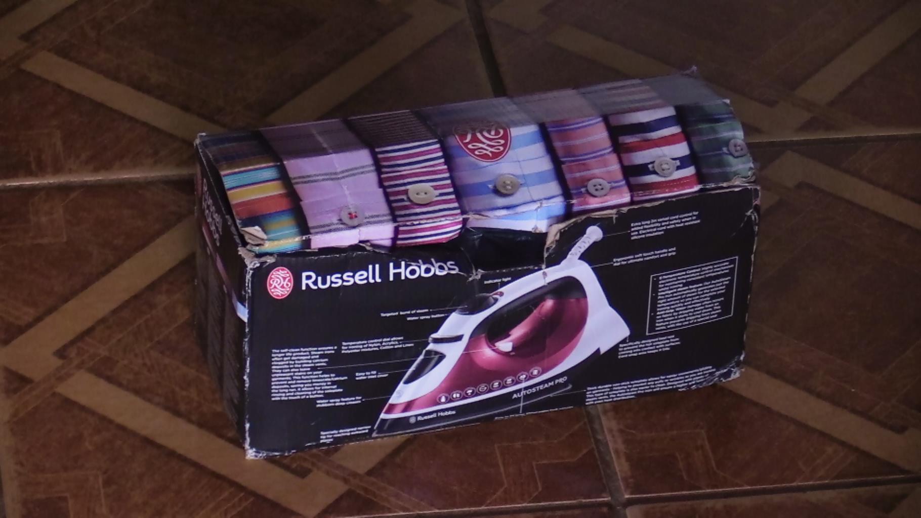 Rusell hobbs Iron