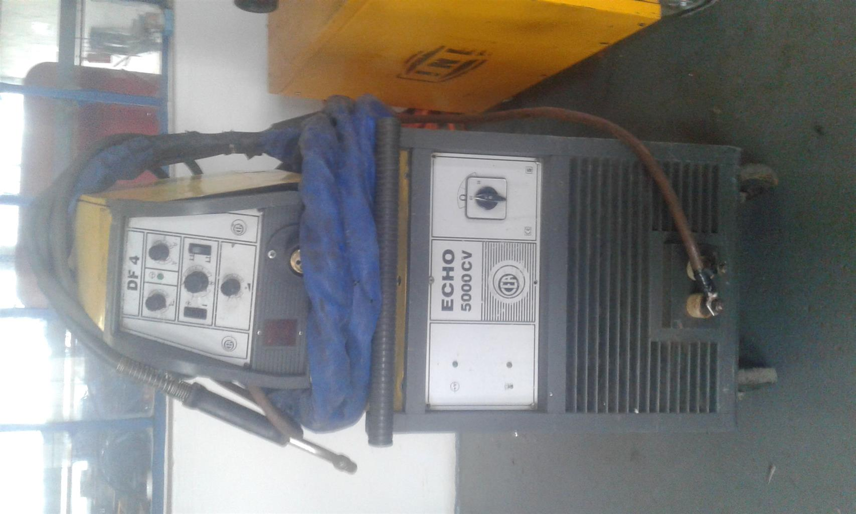 cea echo 5000cv 3phase c02 welding machine air cooled