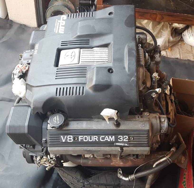 Toyota Lexus 1UZ 4 0l V8 VVTI engine for sale | Junk Mail