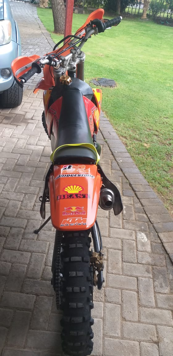 2000 KTM Adventure