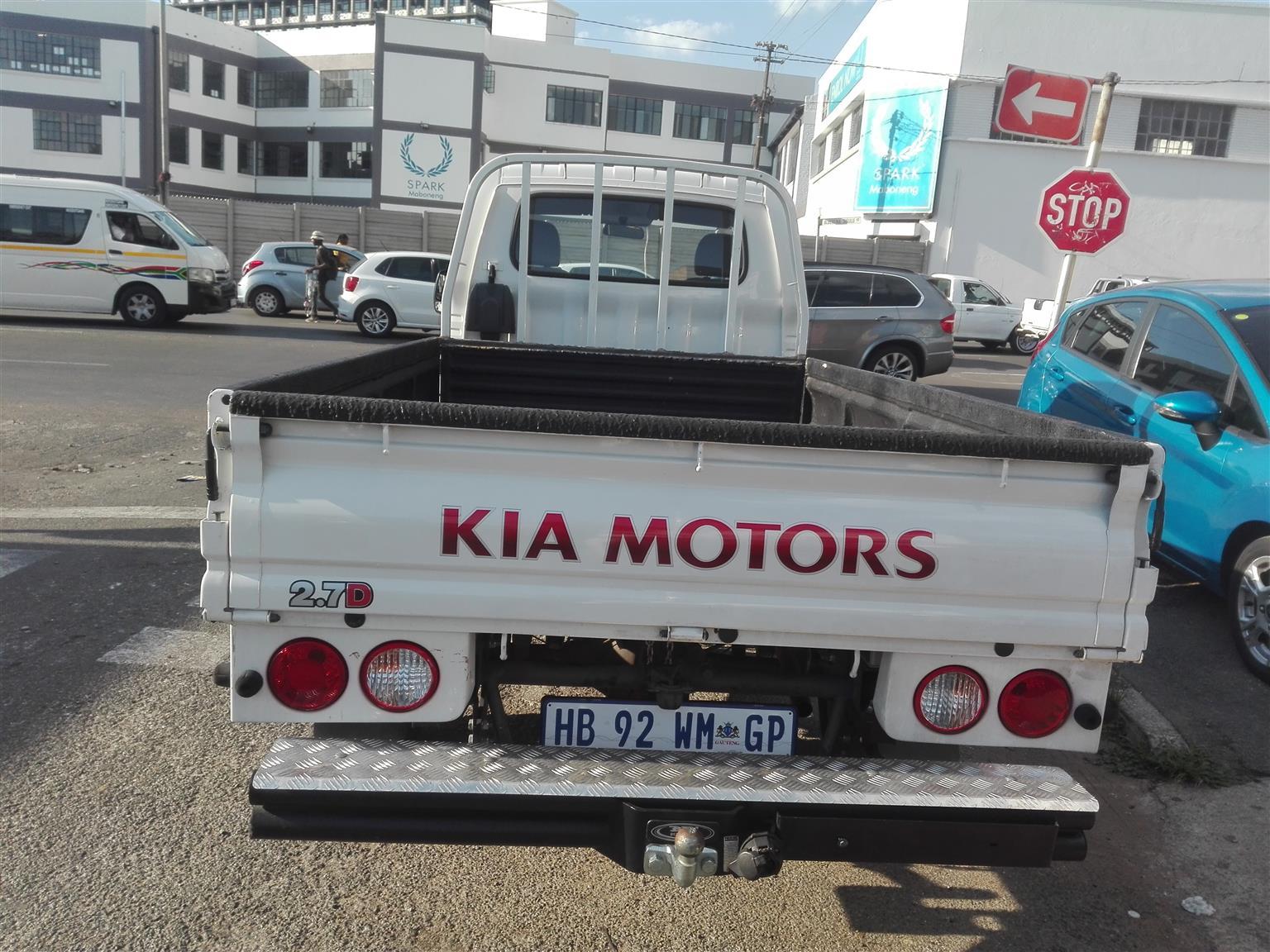 2017 Kia K2700/K2500 K2700 2 7D workhorse chassis cab | Junk Mail