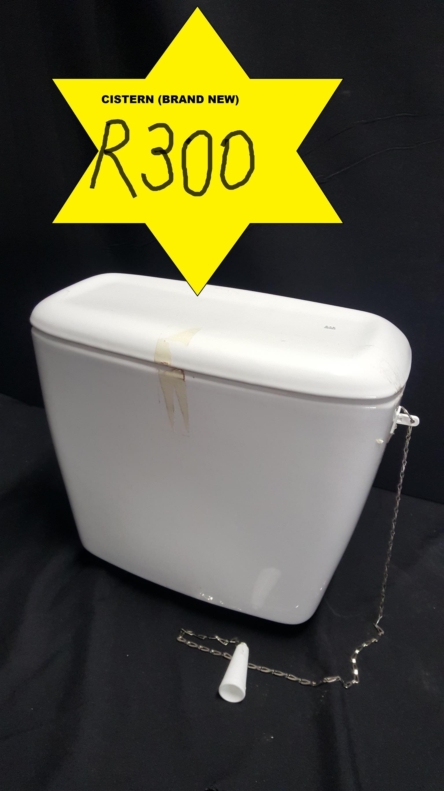 Toilet cistern | Junk Mail