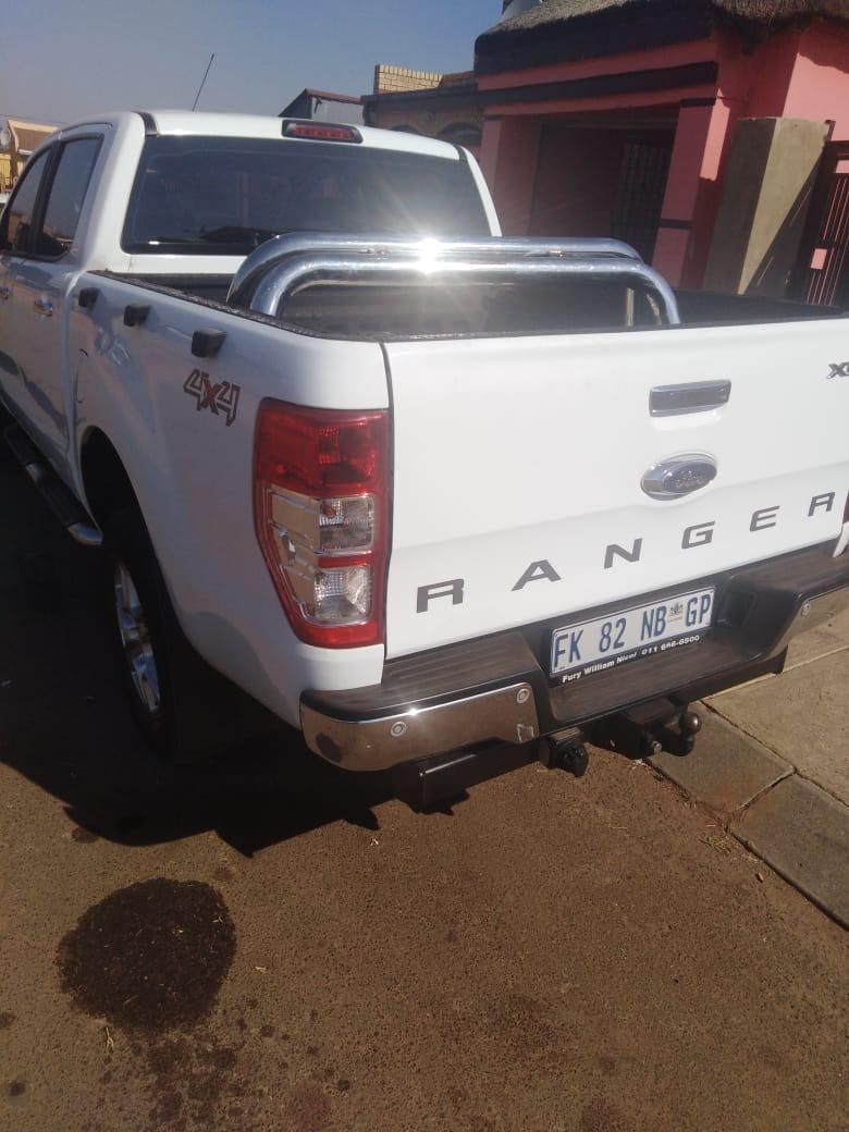 2017 Ford Ranger 3.2 double cab 4x4 XLT