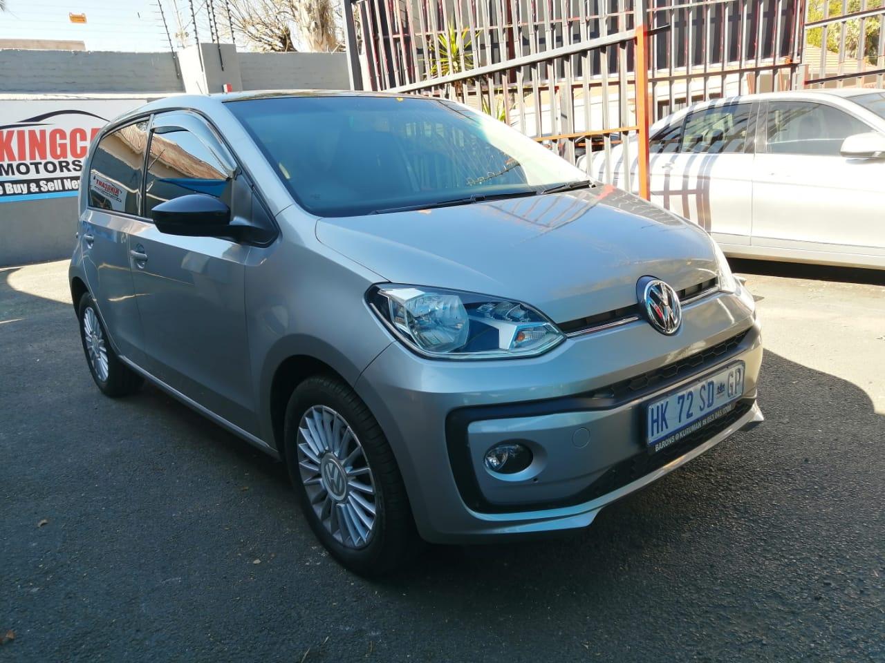 2018 Volkswagen UP 1.0