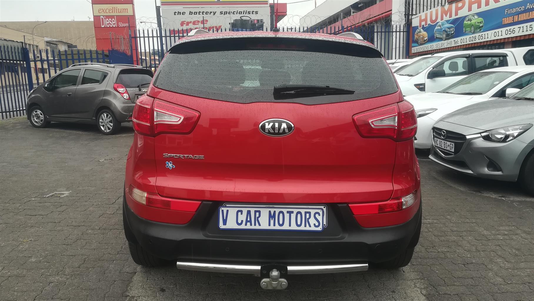 2014 Kia Sportage 2.0 Ignite auto