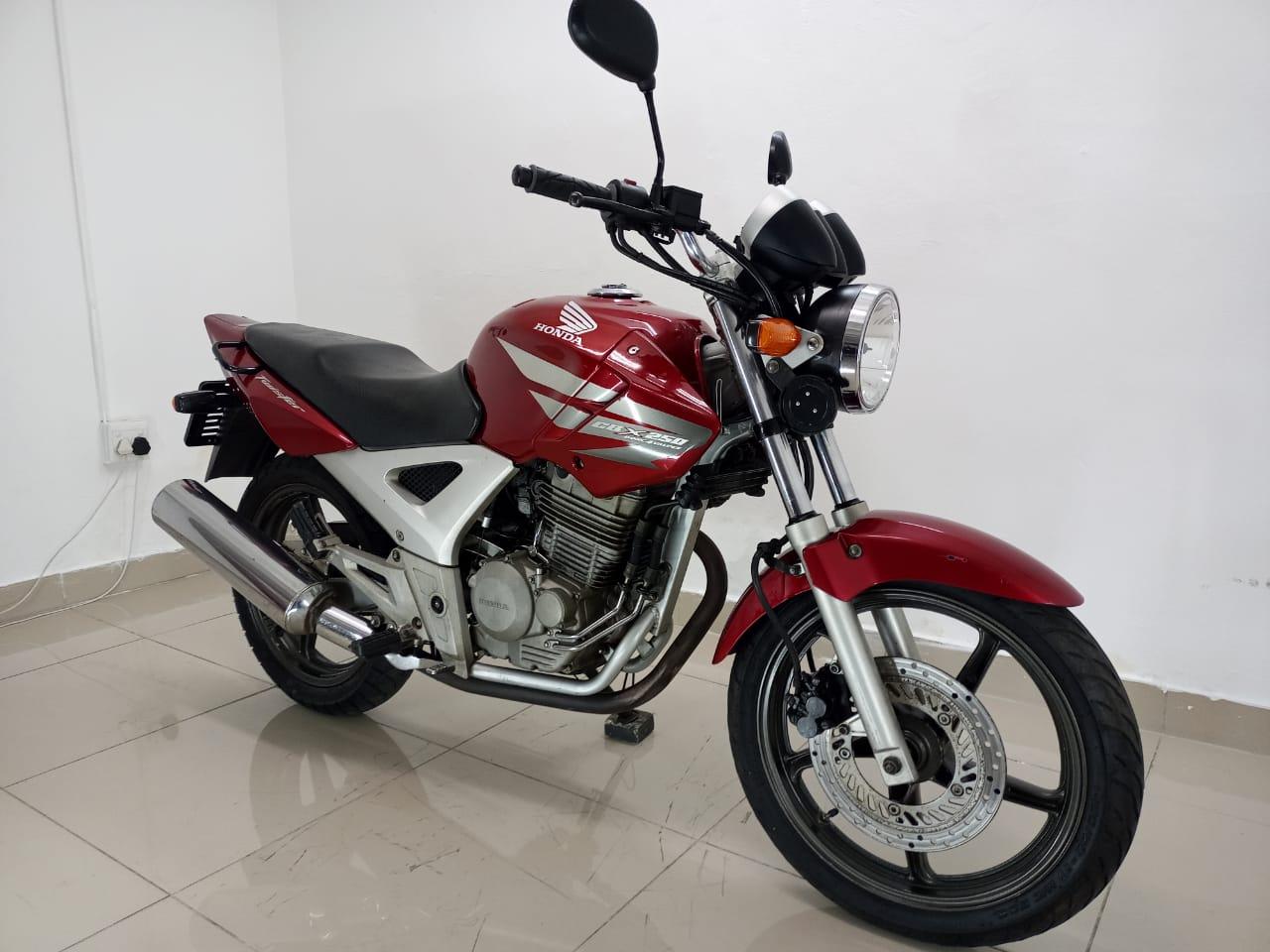 2007 Honda CBX