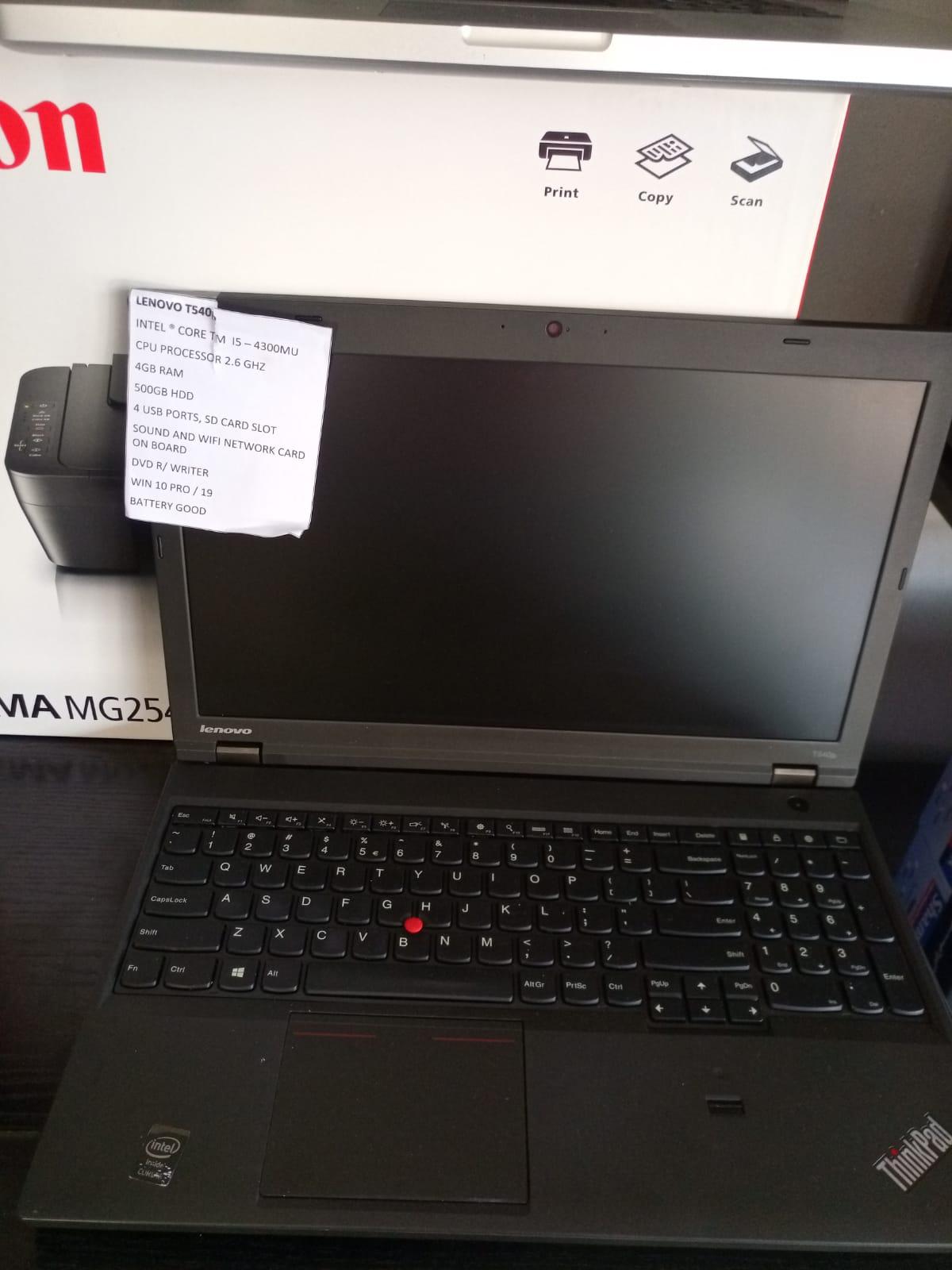 Lenovo T540p