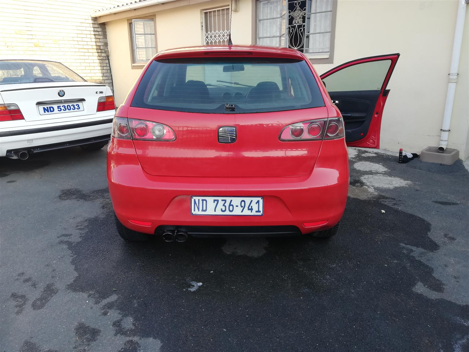 2007 Seat Ibiza 2.0 Sport 5 door