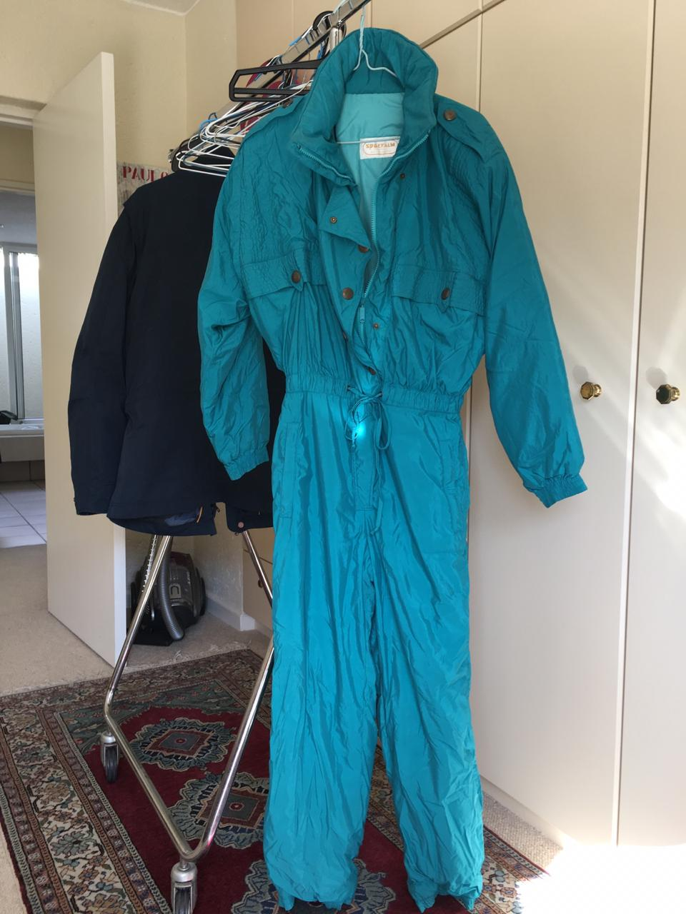 SNOW SKI SUIT    - Woman's Ski Suit all in one – RSA size 10