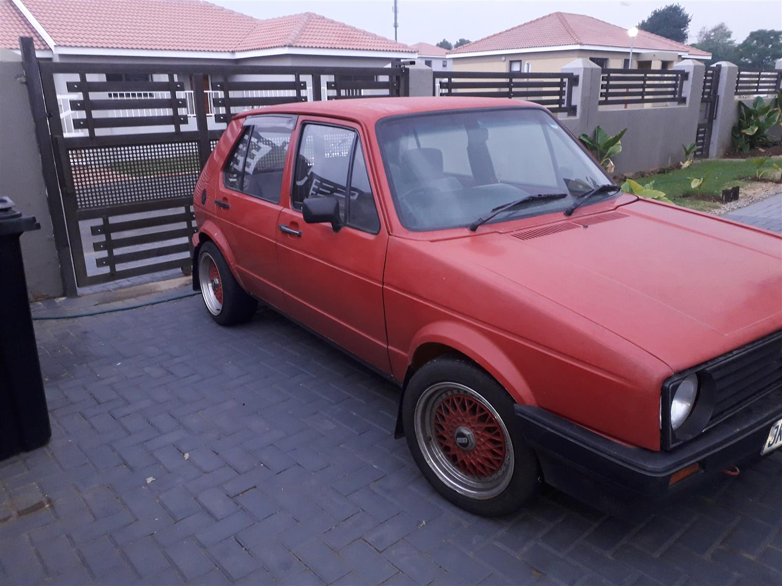 1992 VW Golf 1.0TSI Comfortline