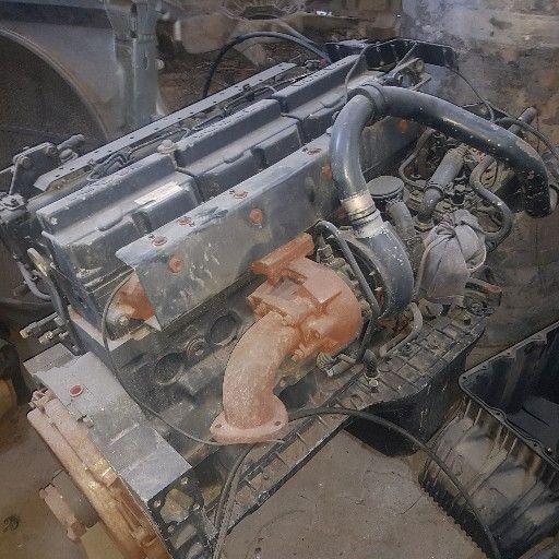 MAN D0836 turbo motor