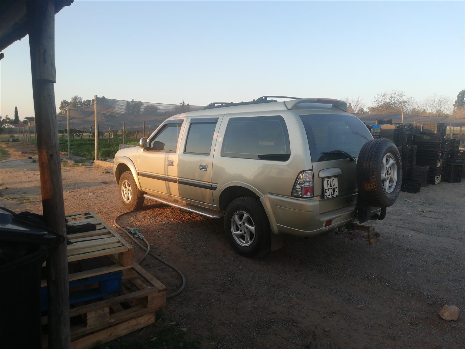 2008 GWM Multi-Wagon 2.2MPi
