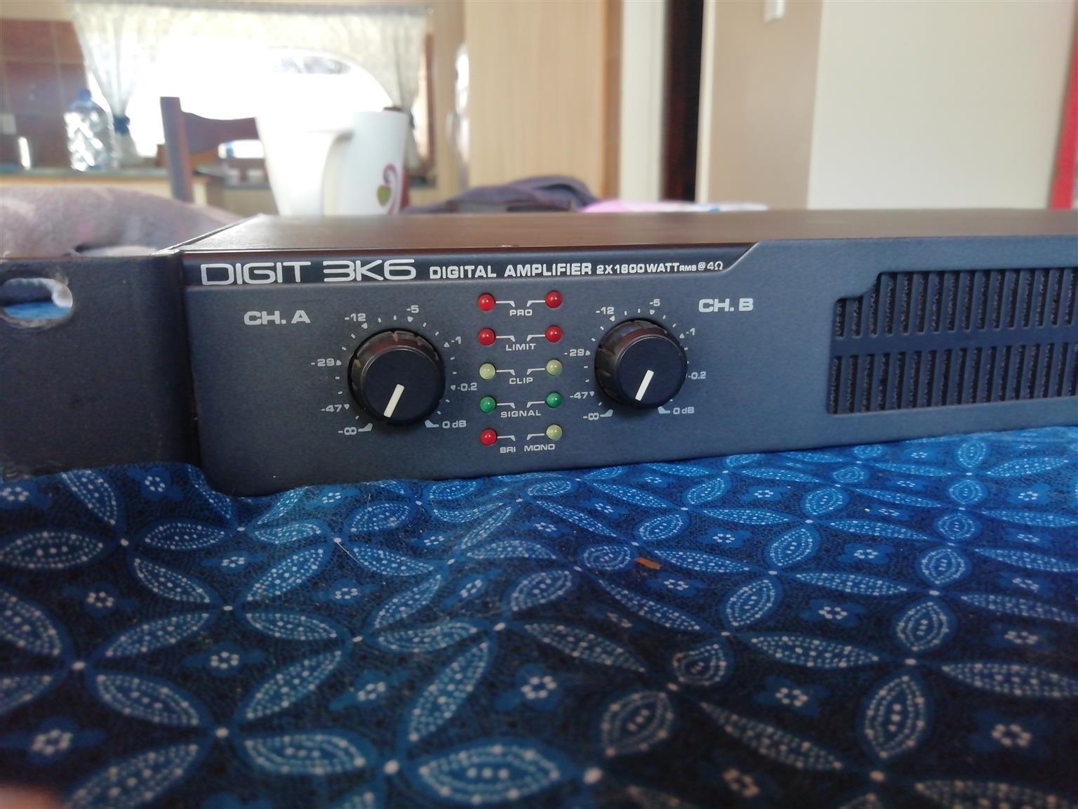 SYNQ 3K6 AMP