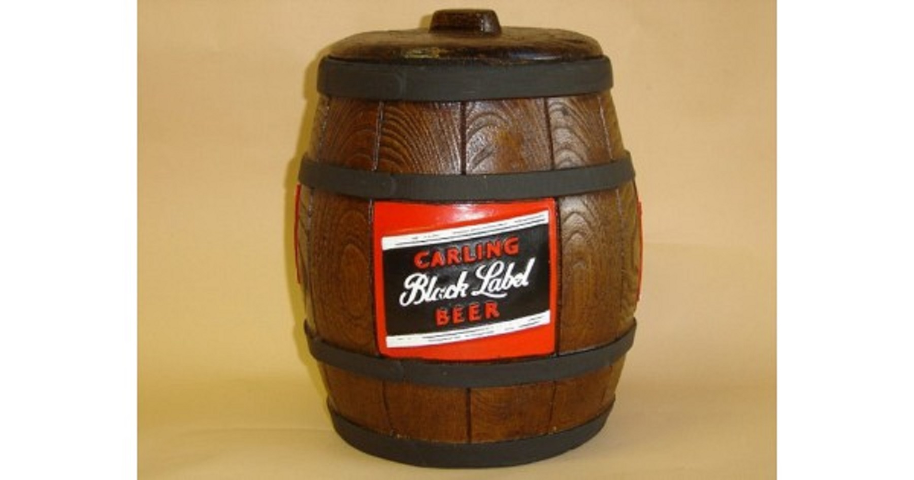 ICE BUCKET: CARLING BLACK LABEL BEER. Colour Shade 1. Brand New Product.